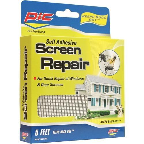 Pic Screen Repair, 5ft (pack of 1 Ea)