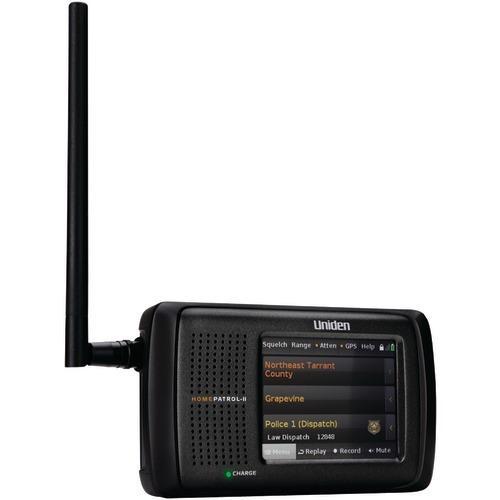 Uniden Homepatrol 2 Handheld Scanner (pack of 1 Ea)