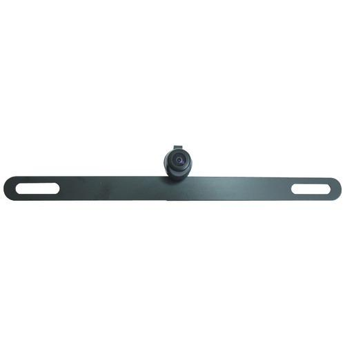 Boyo Concealed 170deg License Plate Camera With Parking-guide Line (pack of 1 Ea)