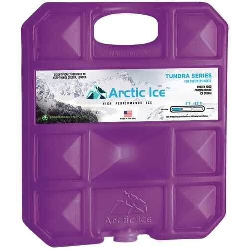 Arctic Ice Tundra Series Freezer Pack (1.5lbs) (pack of 1 Ea)