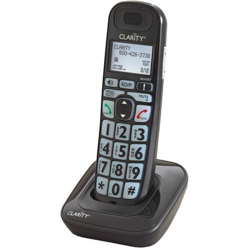 Clarity Additional Handset For E814cc & E814 (pack of 1 Ea)