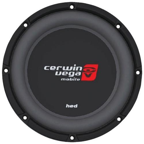 """Cerwin-vega Mobile Hed Series Dvc Shallow Subwoofer (12"""", 2ohm ) (pack of 1 Ea)"""