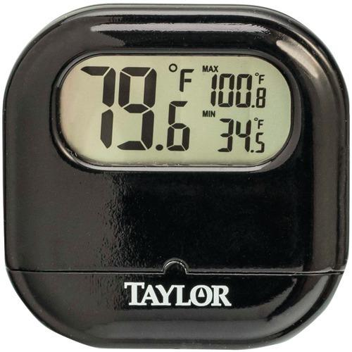 Taylor Precision Products Indoor And Outdoor Digital Thermometer (pack of 1 Ea)