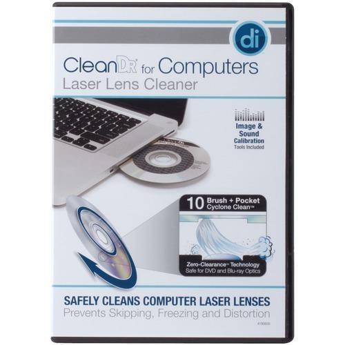 Digital Innovations Cleandr Laser Lens Cleaner (pack of 1 Ea)