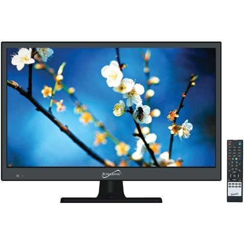 "Supersonic 15.6"" 720p Ac And Dc Led Tv (pack of 1 Ea)"