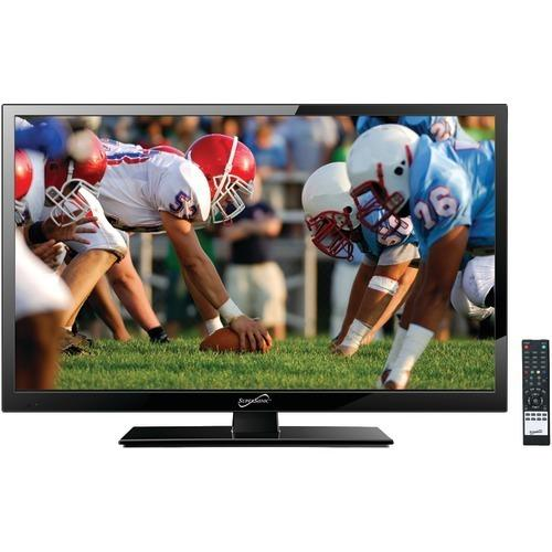 "Supersonic 24"" 1080p Ac And Dc Led Tv (pack of 1 Ea)"