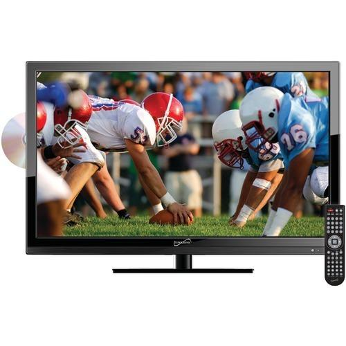 "Supersonic 18.5"" 720p Ac And Dc Led Tv And Dvd Combination (pack of 1 Ea)"