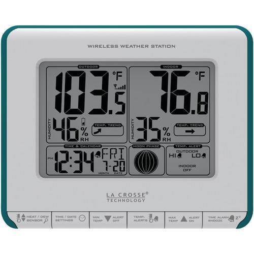 La Crosse Technology Wireless Weather Station (pack of 1 Ea)