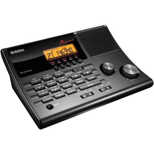 Uniden 500-channel Scanner With Weather Alert (pack of 1 Ea)