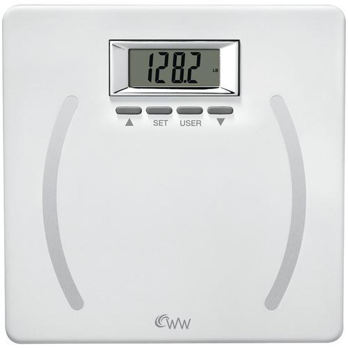 Conair Weight Watchers Plastic Body Fat Scale (pack of 1 Ea)
