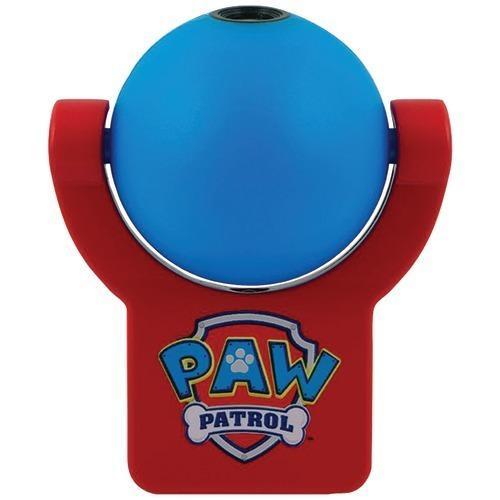Nickelodeon Projectable Light-sensing Night-light (paw Patrol) (pack of 1 Ea)