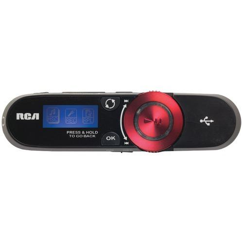 Rca 4gb Mp3 Player With Usb (pack of 1 Ea)