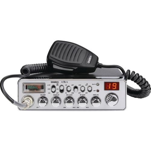 Uniden 40-channel Cb Radio (with Swr Meter) (pack of 1 Ea)
