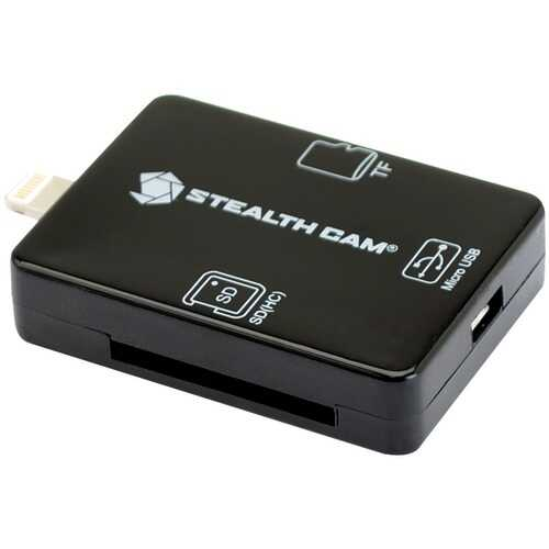 Stealth Cam Ios Card Reader (pack of 1 Ea)