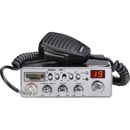 Uniden 40-channel Cb Radio (without Swr Meter) (pack of 1 Ea)
