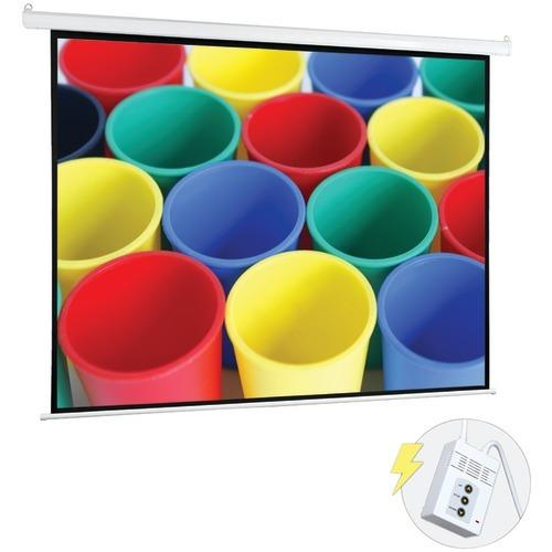 """Pyle Pro Motorized Projector Screen (72"""") (pack of 1 Ea)"""