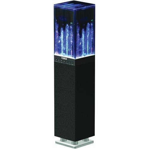 Naxa Dancing Water Light Tower Speaker System (pack of 1 Ea)