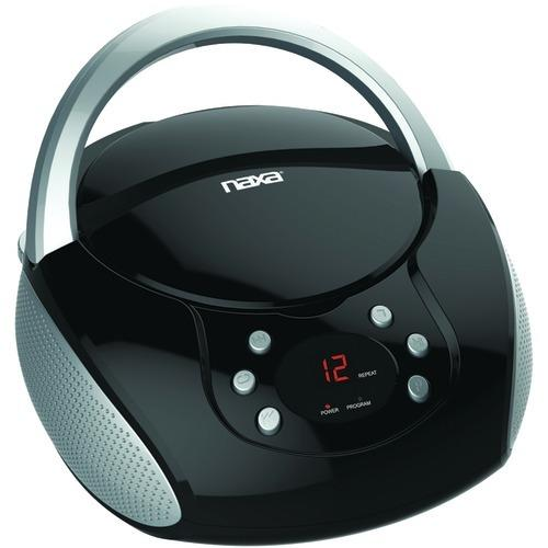 Naxa Portable Cd Boom Box (pack of 1 Ea)