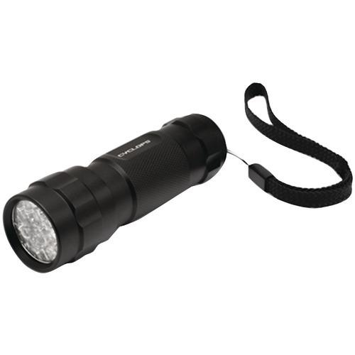 Cyclops 14-led Aluminum Flashlights With White Led, 2 Pk (pack of 1 Ea)