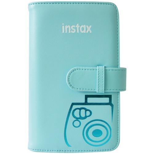 Fujifilm Instax Wallet Album (blue) (pack of 1 Ea)