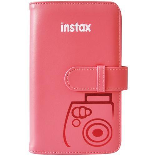 Fujifilm Instax Wallet Album (raspberry) (pack of 1 Ea)
