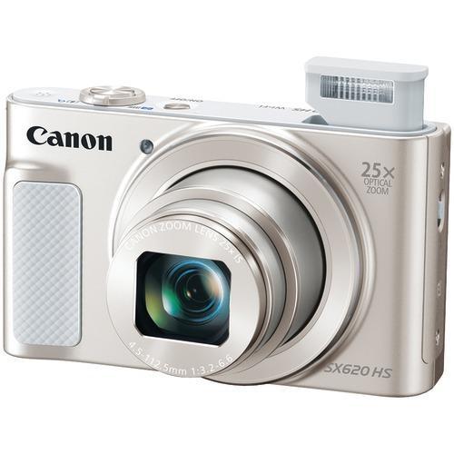 Canon 20.2-megapixel Powershot Sx620 Hs Digital Camera (silver) (pack of 1 Ea)