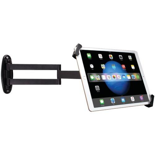 Cta Digital Ipad And Tablet Articulating Security Wall Mount (pack of 1 Ea)