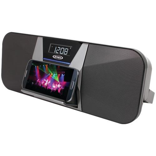 Jensen Portable Bluetooth Speaker And Fm Receiver (pack of 1 Ea)
