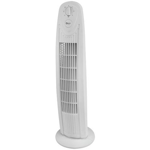 """Comfort Zone 29"""" Oscillating 3-speed Tower Fan (pack of 1 Ea)"""