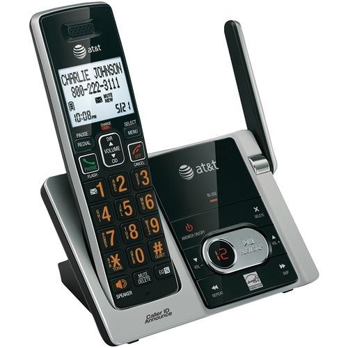 Att Cordless Answering System With Caller Id And Call Waiting (3-handset System) (pack of 1 Ea)