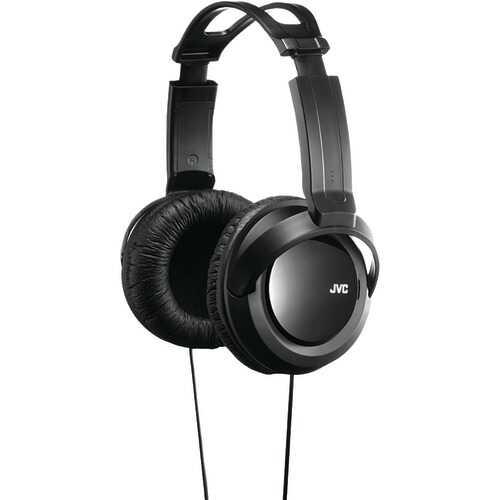 Jvc Full Size Over-ear Headphones (pack of 1 Ea)