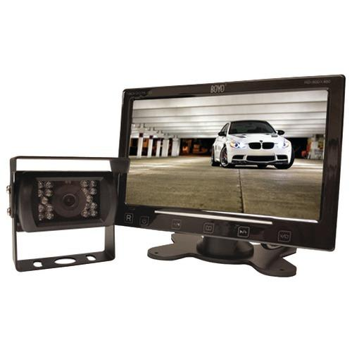 """Boyo 7"""" Digital Tft And Lcd Monitor With Heavy-duty Bracket-mount Camera (pack of 1 Ea)"""