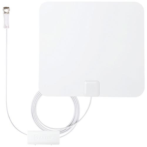 Antop Antenna Inc Paper Thin Smartpass Amplified Indoor Hdtv Antenna (pack of 1 Ea)