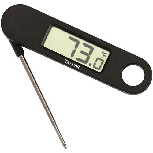 Taylor Digital Folding Probe Thermometer (pack of 1 Ea)