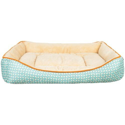 Animal Planet Rectangle Pet Bed (mod Geo) (pack of 1 Ea)
