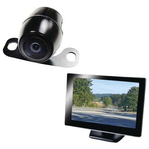 """Boyo 5"""" Rearview Monitor With License-plate Camera (pack of 1 Ea)"""