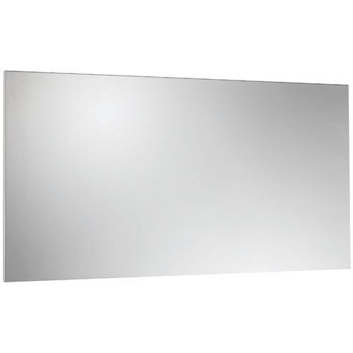 "Steelmaster 14"" X 30"" Magnetic Note Board, Silver (pack of 1 Ea)"