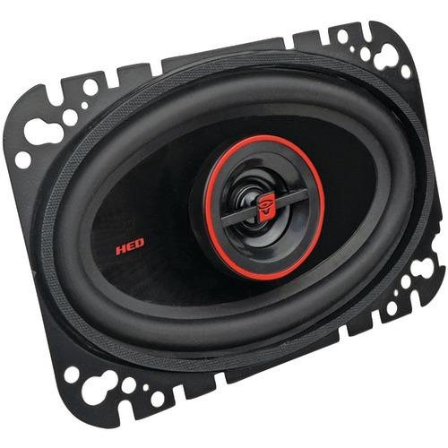 """Cerwin-vega Mobile Hed Series 2-way Coaxial Speakers (4"""" X 6"""", 275 Watts Max) (pack of 1 Ea)"""