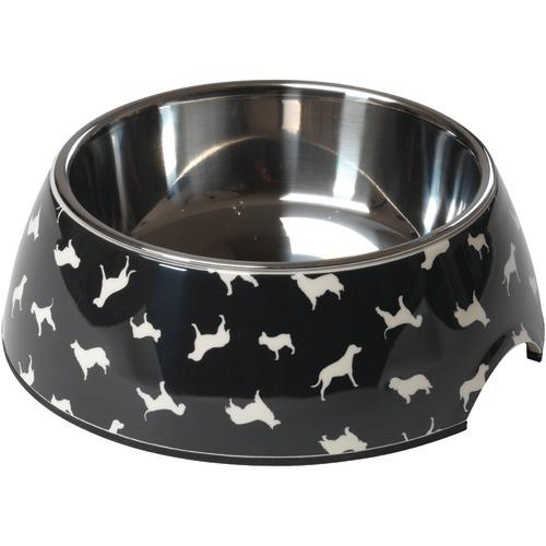 House Of Paws Breed Print Dog Bowl (xl) (pack of 1 Ea)
