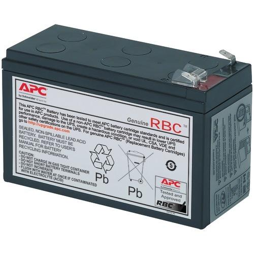 Apc By Schneider Electric Replacement Battery Cartridge #17 (pack of 1 Ea)