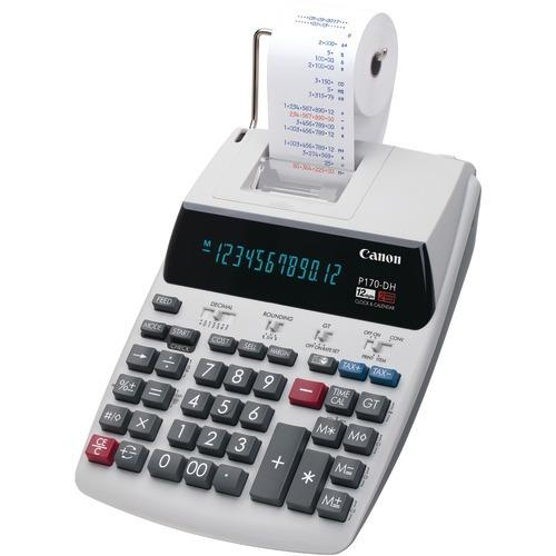 Canon P170-dh-3 Printing Calculator (pack of 1 Ea)