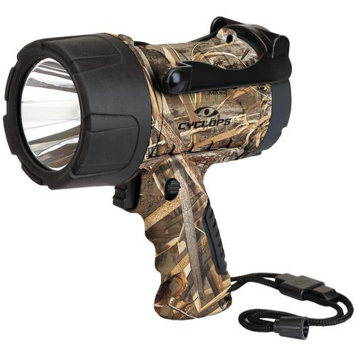 Cyclops 350-lumen Realtree Max-5 Camo Handheld Led Spotlight (pack of 1 Ea)