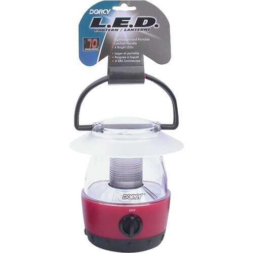 Dorcy 40-lumen Led Mini Lantern (pack of 1 Ea)