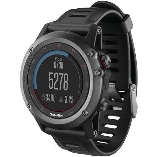 Garmin Fenix 3 Training Watch (gray) (pack of 1 Ea)