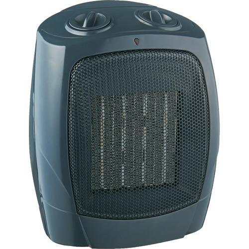 Brentwood Ceramic Fan Heater (pack of 1 Ea)