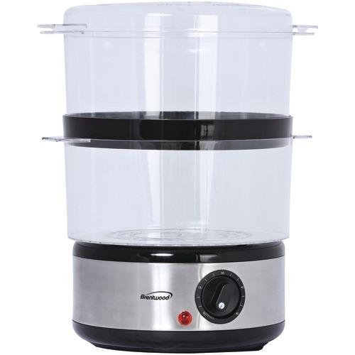 Brentwood 2-tier Food Steamer (pack of 1 Ea)