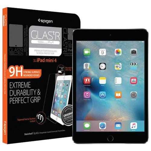 Spigen Tempered Glass Screen Protector For Ipad Mini 4 (pack of 1 Ea)