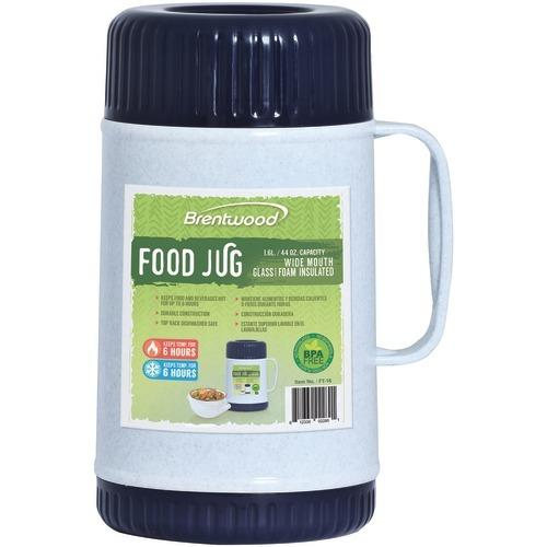 Brentwood 44-ounce Food Jug (pack of 1 Ea)