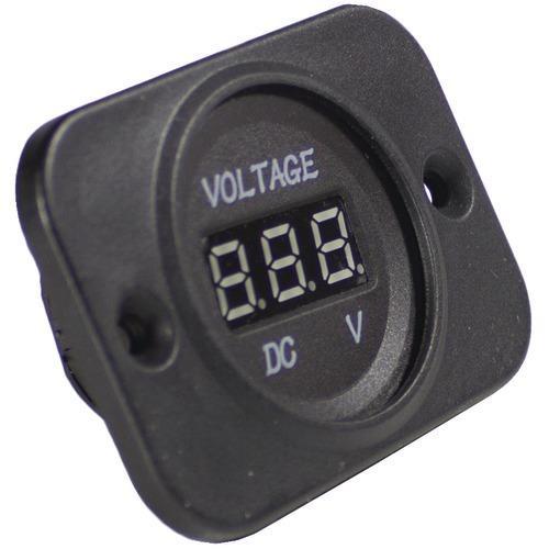 Battery Doctor Dc Digital Voltage Meter (pack of 1 Ea)