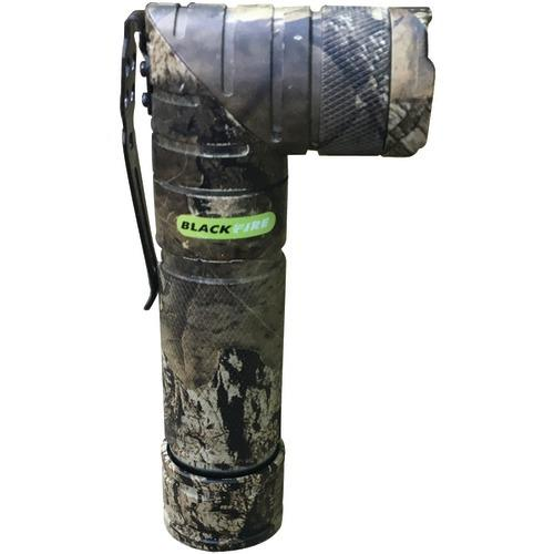 Blackfire 250-lumen Twist Led Mossy Oak Flashlight (pack of 1 Ea)